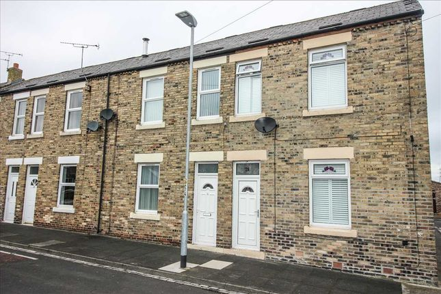Thumbnail Terraced house to rent in Scott Street, East Hartford, Cramlington