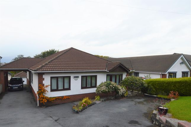 Detached bungalow for sale in Clos Y Dderwen, Cross Hands, Llanelli