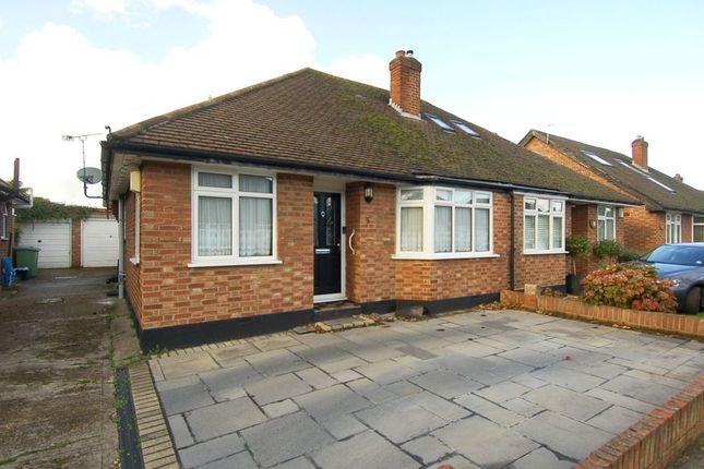 Thumbnail Semi-detached bungalow for sale in Cotswold Road, Hampton