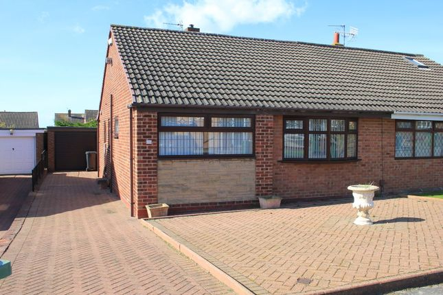 Thumbnail Bungalow to rent in Witham Grove, Hartlepool
