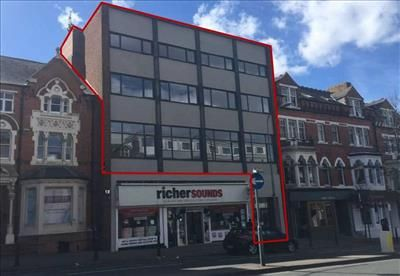 Thumbnail Commercial property for sale in 163A, London Road, Leicester