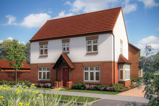 "Thumbnail Detached house for sale in ""The Spruce"" at Warwick Road, Kenilworth"