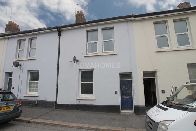 Thumbnail Terraced house for sale in Commercial Road, Coxside