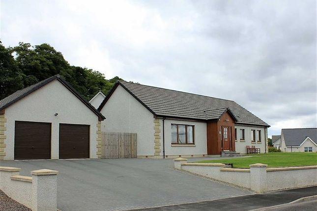 Thumbnail Detached bungalow for sale in Upper Slackbuie, Inverness