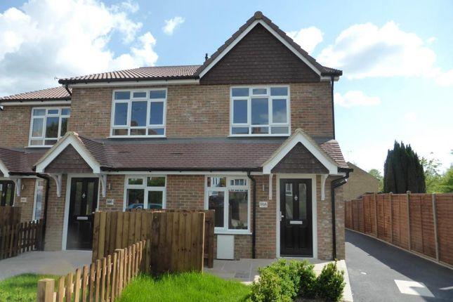 Thumbnail Detached house to rent in Hazel Avenue, Farnborough, Hampshire