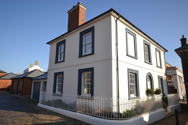 Thumbnail Detached house for sale in Furlong Mews, Poundbury, Dorchester