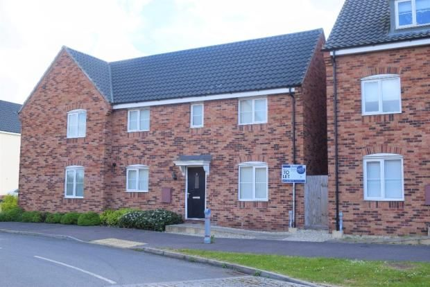 Thumbnail Semi-detached house to rent in Berberis Drive, Red Lodge