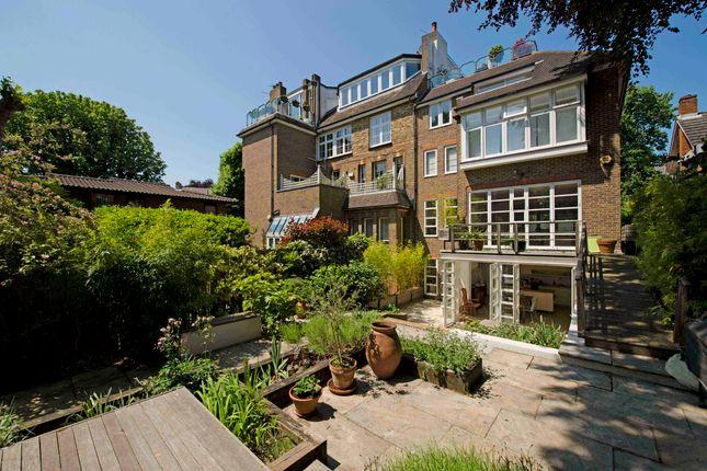 Thumbnail Maisonette for sale in Prince Arthur Road, Hampstead Village