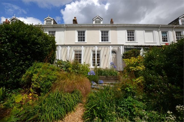 Thumbnail Town house for sale in The Parade, Truro