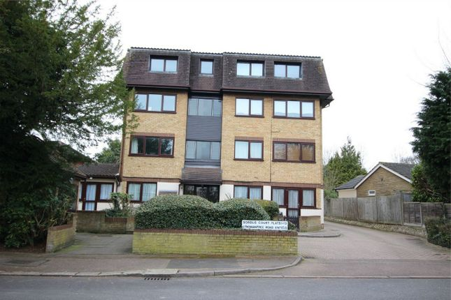 Thumbnail Flat for sale in Sorbus Court, 47 Rowantree Road, Enfield