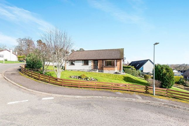 Thumbnail Bungalow for sale in Macleod Place, Dingwall