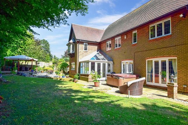 Thumbnail Detached house for sale in First Avenue, Worthing, West Sussex