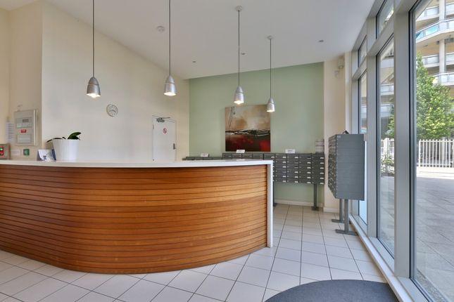 Concierge of Garand Court, Eden Grove, Holloway, London N7