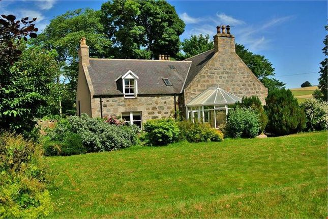 Thumbnail Detached house for sale in Muir Of Fowlis, Alford, Aberdeenshire