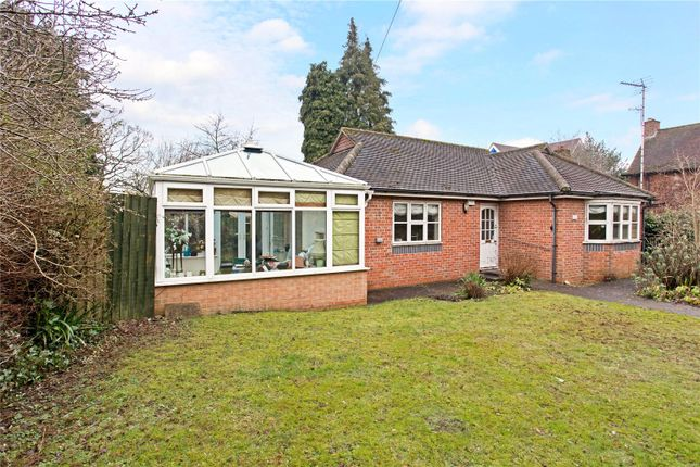 Thumbnail Bungalow for sale in Blandford Avenue, Oxford, Oxfordshire
