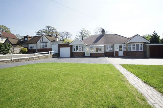 Thumbnail Semi-detached bungalow for sale in Harland Avenue, Sidcup, Kent