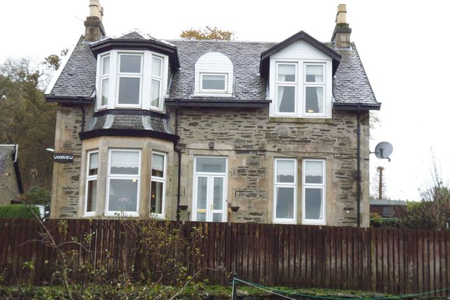 "Thumbnail Detached house for sale in ""Woodview"", Glebelands, Rothesay, Isle Of Bute"