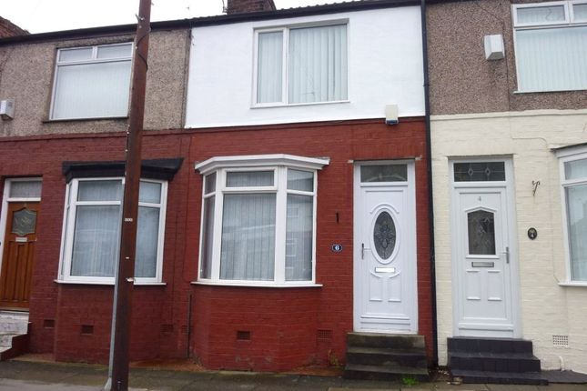 Thumbnail Shared accommodation to rent in Craigside Avenue, Liverpool, Merseyside