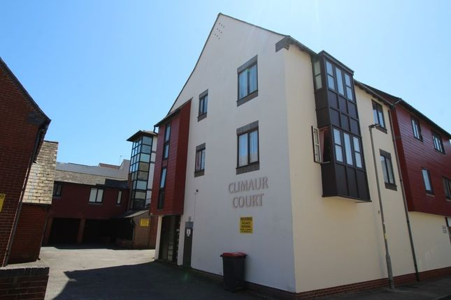 Thumbnail Flat to rent in Wilton Place, Southsea