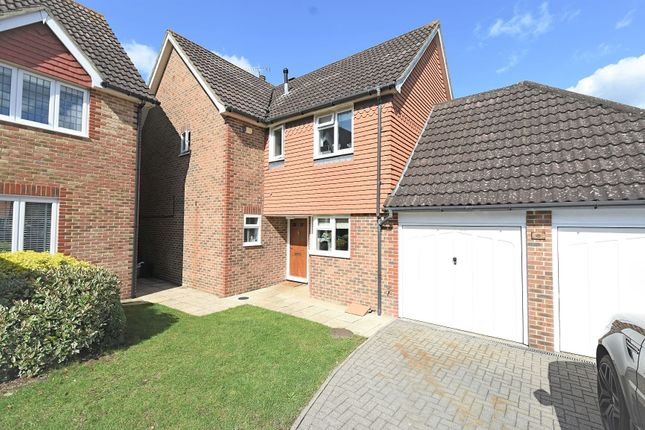 Thumbnail 4 bed detached house for sale in Winnipeg Drive, Green Street Green, Orpington, Kent
