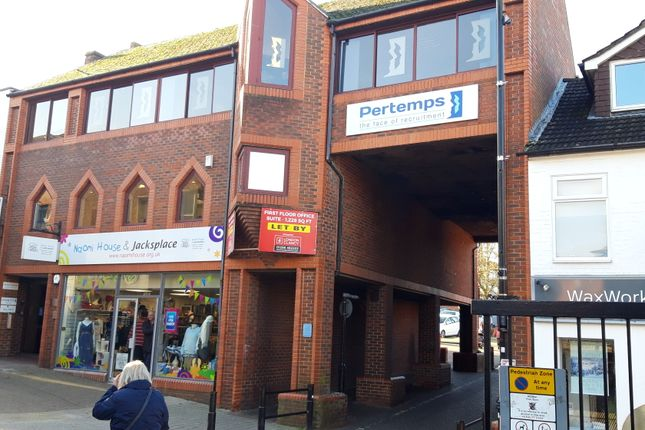 Thumbnail Office to let in 2nd Floor, Access House, 27-29 Church Street, Basingstoke