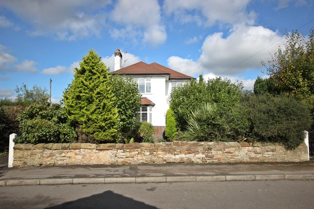 Thumbnail Detached house for sale in Stoney Lane, Selston