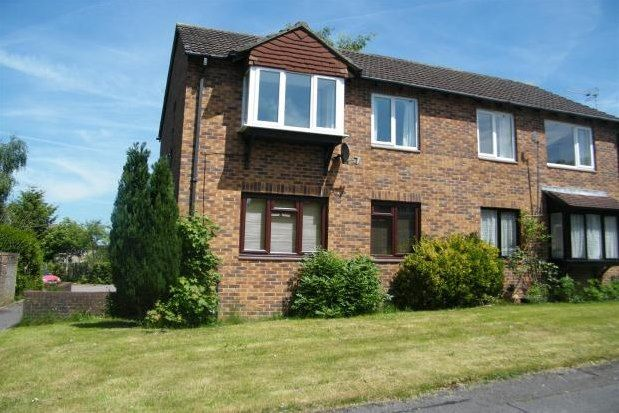 Thumbnail Flat to rent in Beecham Berry, Basingstoke