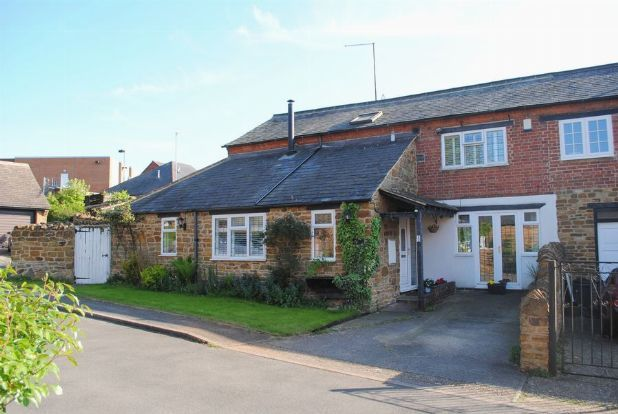 Thumbnail Semi-detached house for sale in Stable Court, Kingsthorpe Village, Northampton