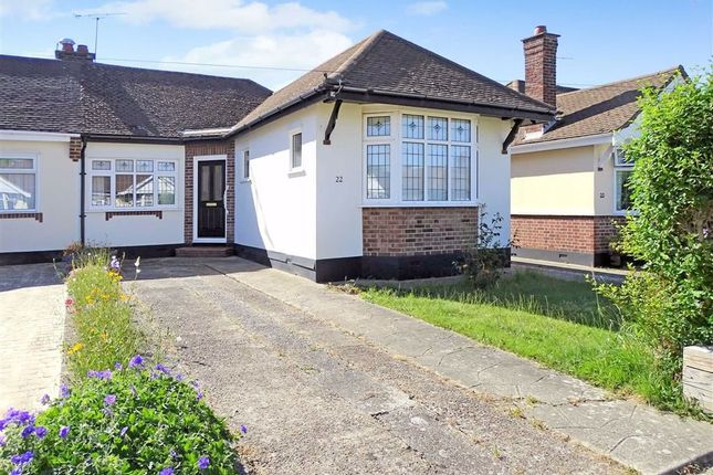 3 bed semi-detached bungalow for sale in Nalla Gardens, Chelmsford, Essex CM1