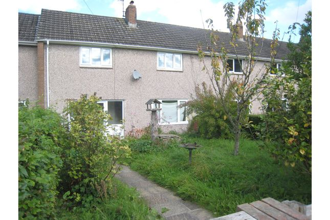 Thumbnail Terraced house for sale in Beaufort Crescent, Usk