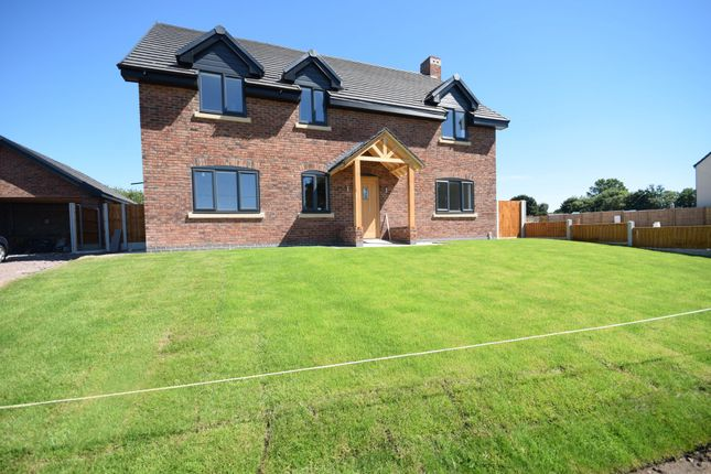 Thumbnail Detached house for sale in Ash Parva, Whitchurch