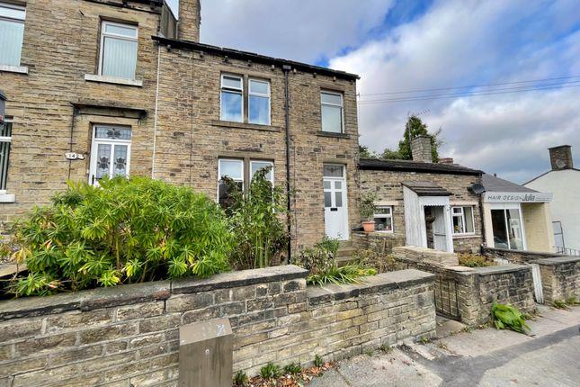 3 bed terraced house for sale in Cowlersley Lane, Cowlersley, Huddersfield HD4