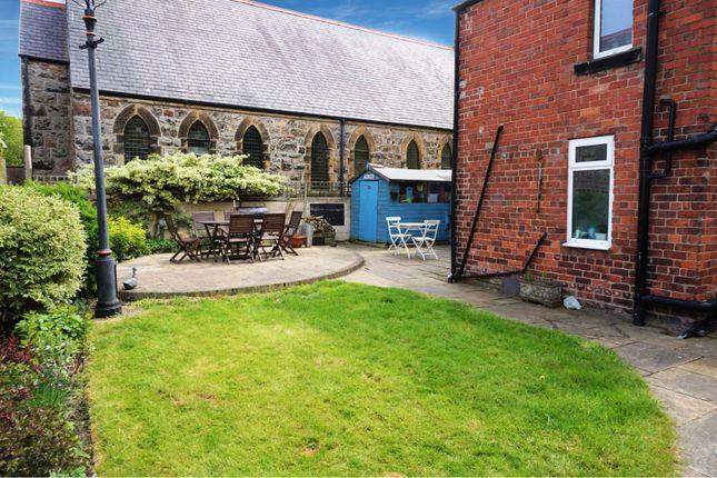 Rear Garden of High Street, Wrexham LL12