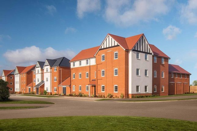 "Thumbnail Flat for sale in ""Watermill Court"" at Marsh Lane, Harlow"