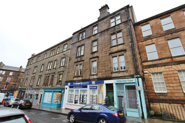 Thumbnail Flat to rent in Grove Street, Tollcross, Edinburgh