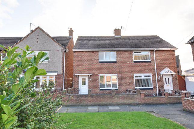 2 bed semi-detached house to rent in Castleford Road, Hylton Castle, Sunderland SR5
