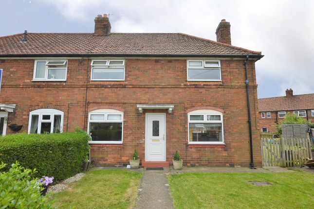 Thumbnail Semi-detached house for sale in Grange Road, Tadcaster, North Yorkshire