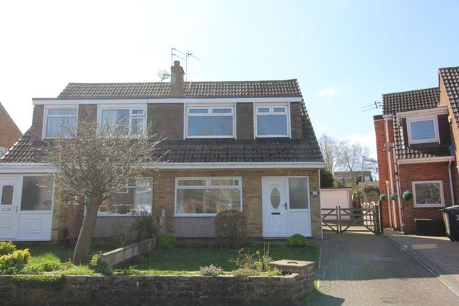 Thumbnail Semi-detached house to rent in Arthursdale Drive, Scholes, Leeds