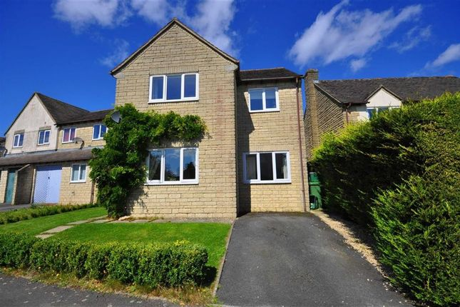 Thumbnail Detached house for sale in Stonecote Ridge, Bussage, Stroud
