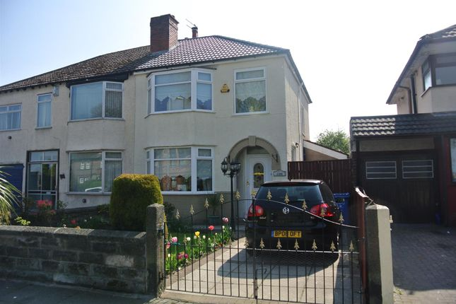 Thumbnail Semi-detached house for sale in Pilch Lane, Huyton, Liverpool