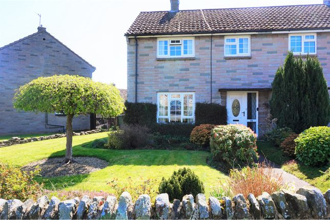 3 bed semi-detached house for sale in Elmslac Road, Helmsley