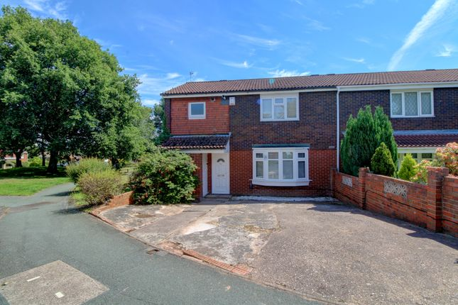 Thumbnail Semi-detached house for sale in Ryefield, Pendeford, Wolverhampton