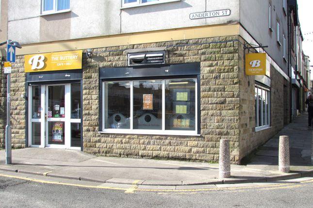 Thumbnail Restaurant/cafe for sale in Pedder Street, Morecambe