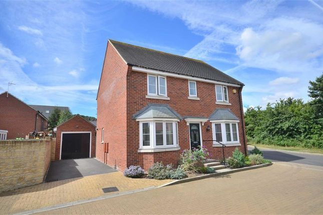 Thumbnail Detached house for sale in Merlin Close, Brockworth, Gloucester