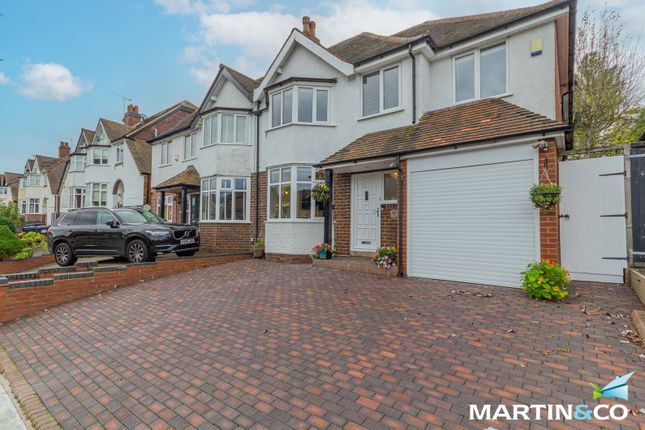 4 bed semi-detached house to rent in Pereira Road, Harborne B17