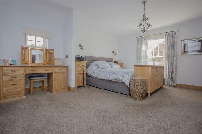 Master Bedroom of Crawford House, Thorpe Road, Peterborough, Cambridgeshire. PE3