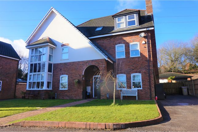 Thumbnail Semi-detached house for sale in Grange Road, Bromley Cross, Bolton