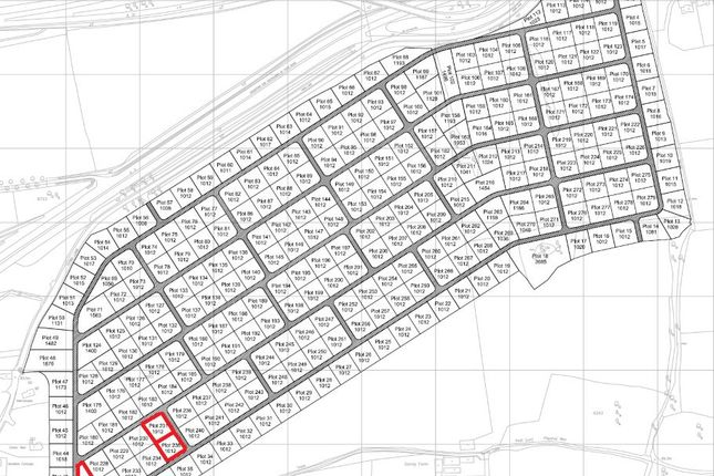Thumbnail Land for sale in Down Lane, Compton, Guildford