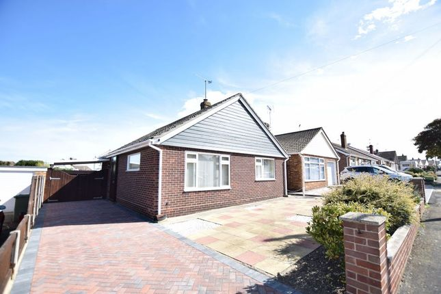 Thumbnail Detached bungalow for sale in Nansen Road, Holland-On-Sea, Clacton-On-Sea
