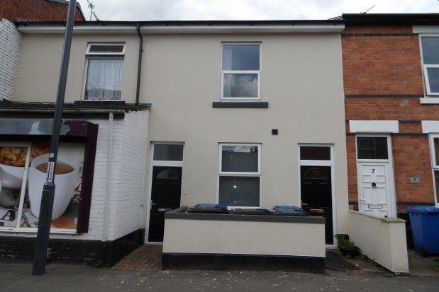 Cowley Street, Derby DE1